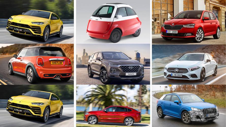 Genfer Autosalon 2018: Die Neuheiten