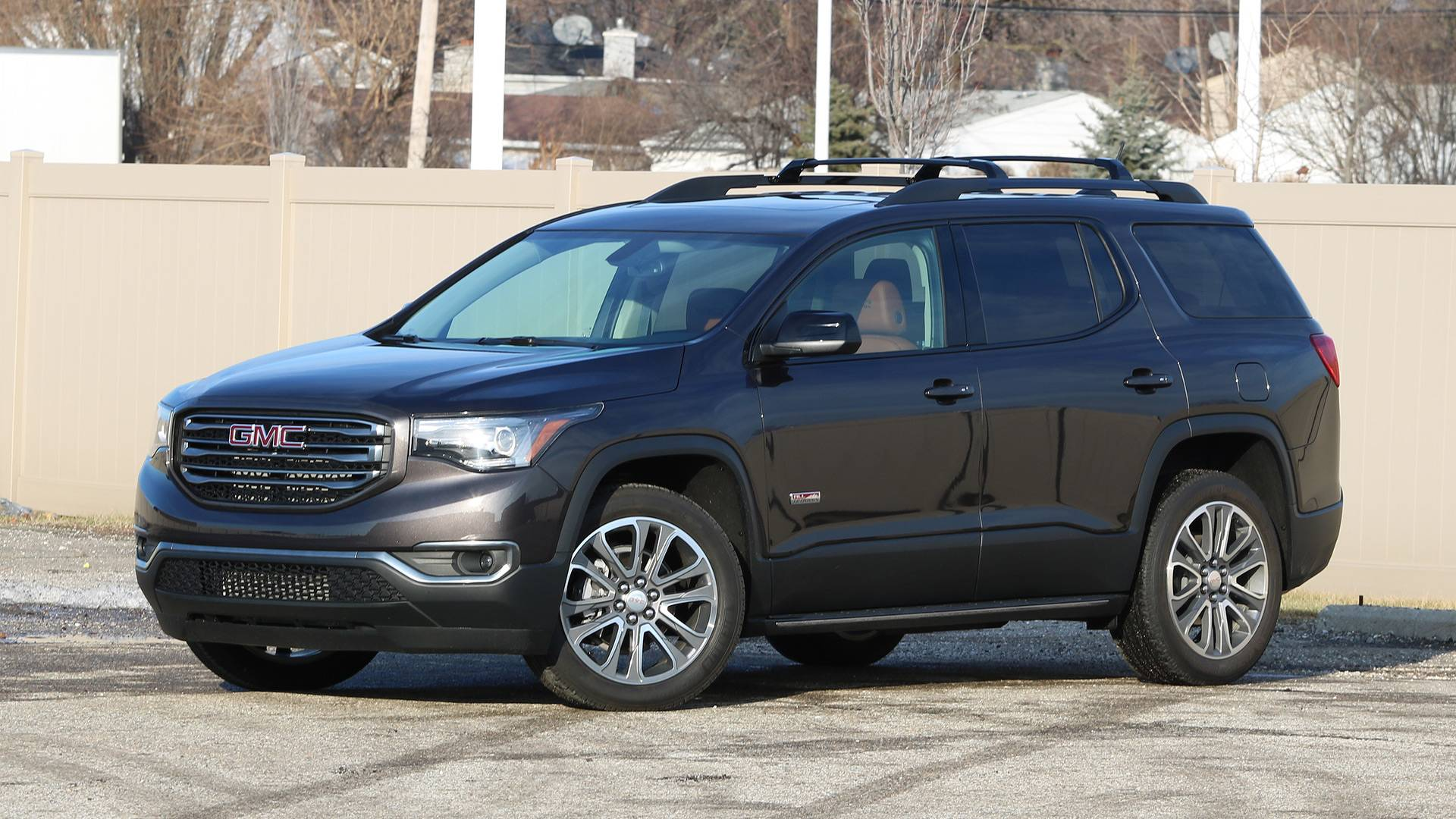 2018 GMC Acadia Review: The Premium Choice