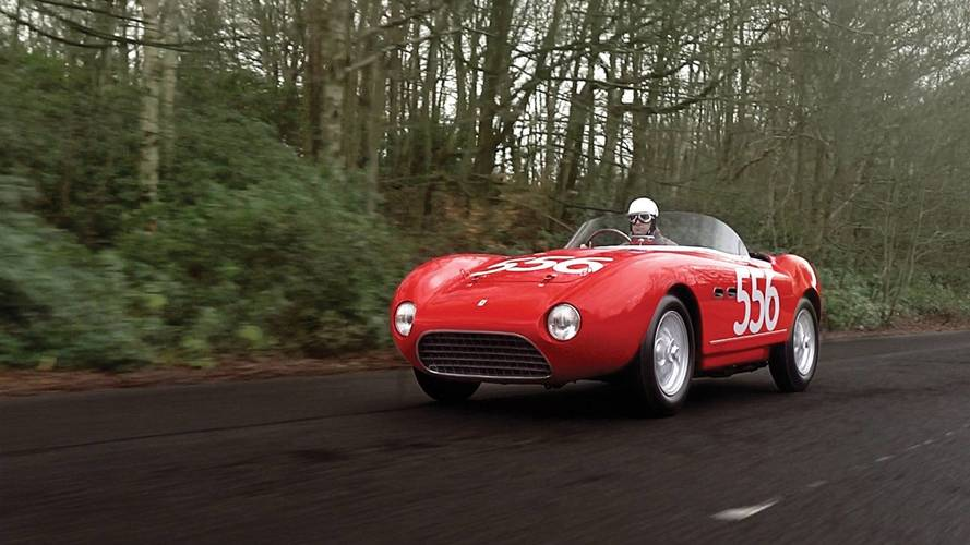 Exquisite Ferrari 166 MM Spider Could Fetch $5.6M At Auction