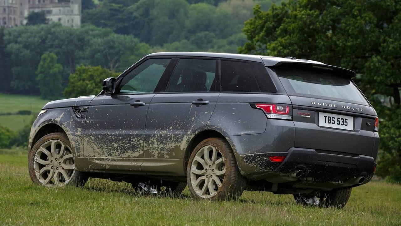 7 - Land Rover Range Rover / Range Rover Sport