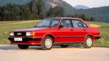40 évvel ezelőtt - Audi 80 B2