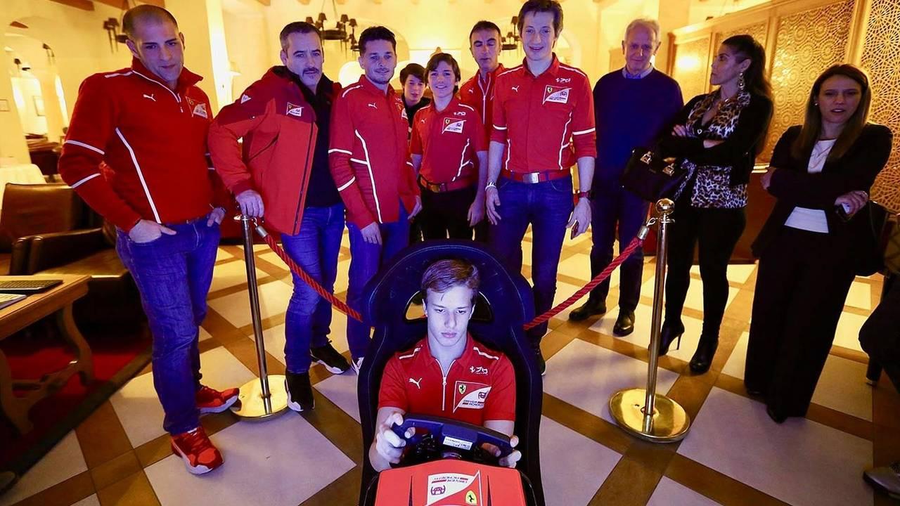 Ferrari stars de demain