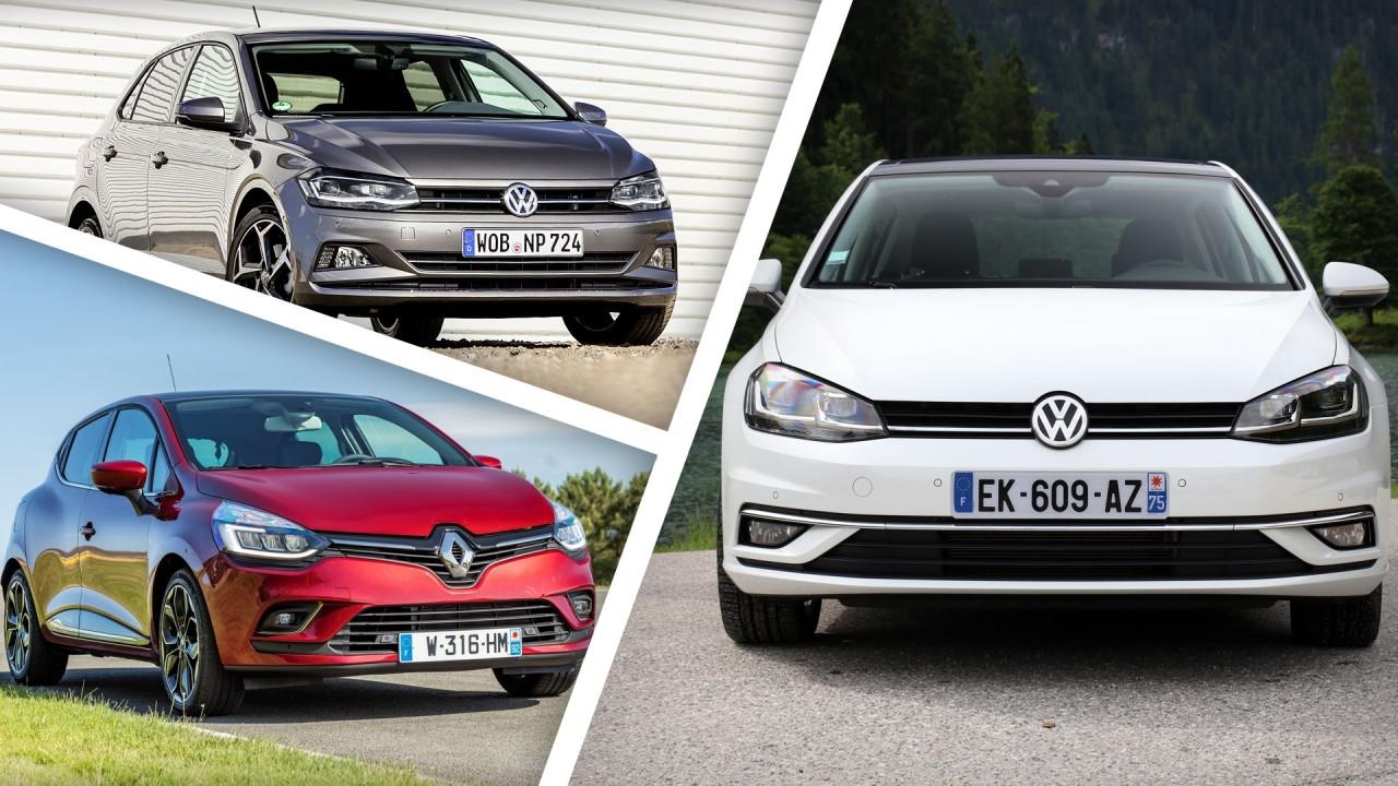 [Copertina] - Le auto più vendute d'Europa nel 2017