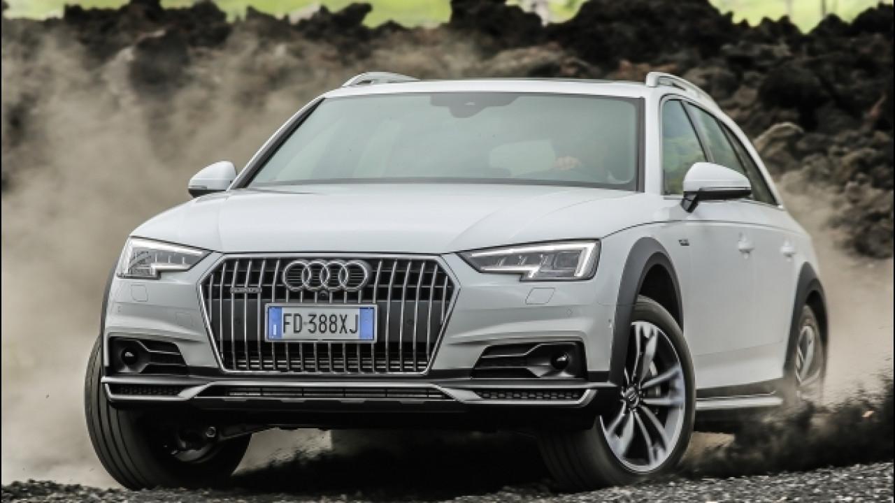 [Copertina] - Audi e FISI sfidano l'Etna, uno spot adrenalinico [VIDEO]