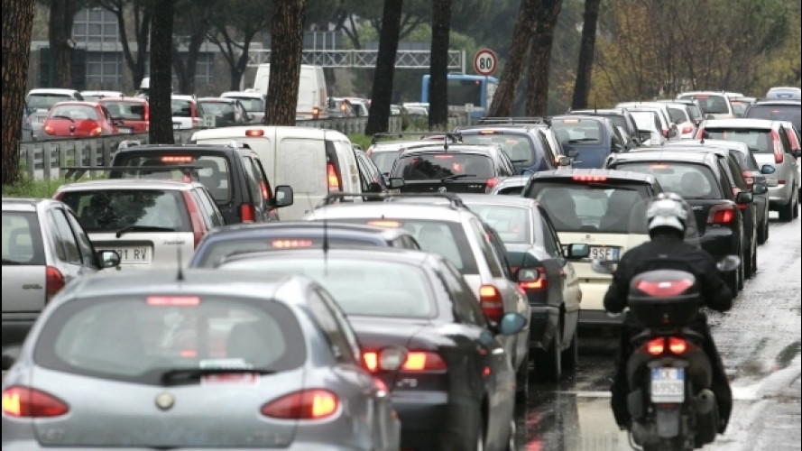 Traffico, a Roma stop alle Euro 1 e diesel Euro 1 e Euro 2