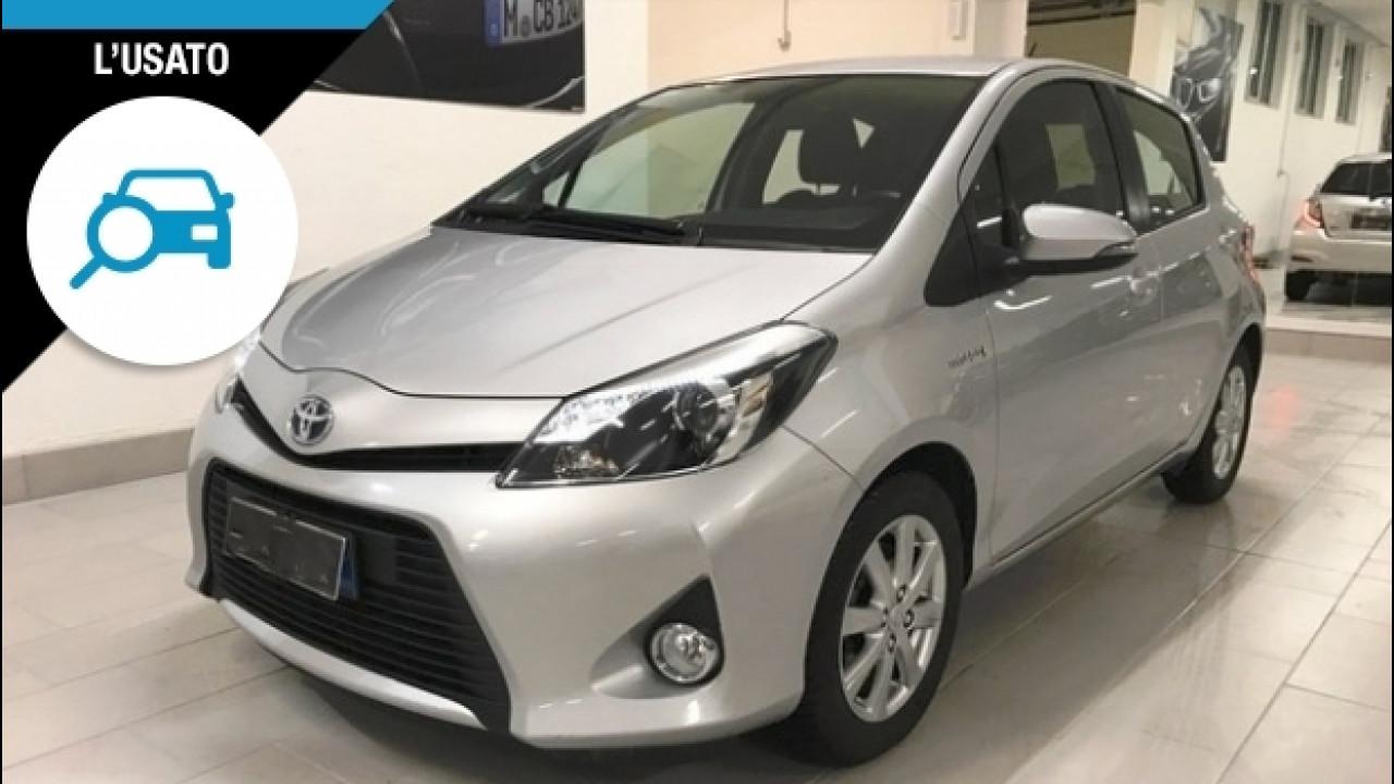 [Copertina] - Toyota Yaris, l'ibrida per tutte le tasche