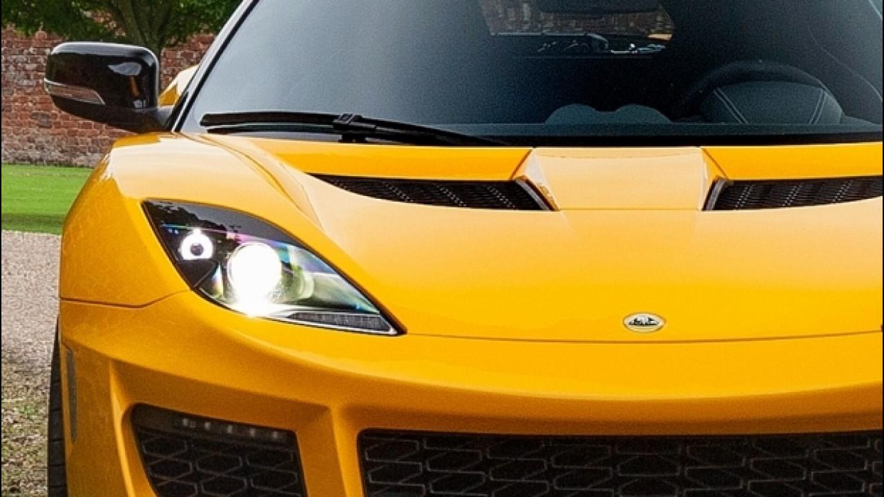 [Copertina] - Lotus farà il SUV, le indiscrezioni prendono forma