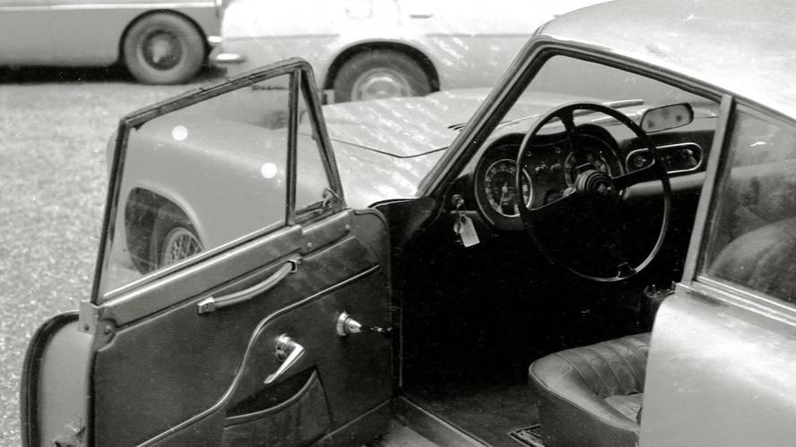 Sortie de grange Jaguar XK140 Michelotti