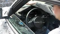 Toyota Supra 2018, fotos espía en Nürburgring