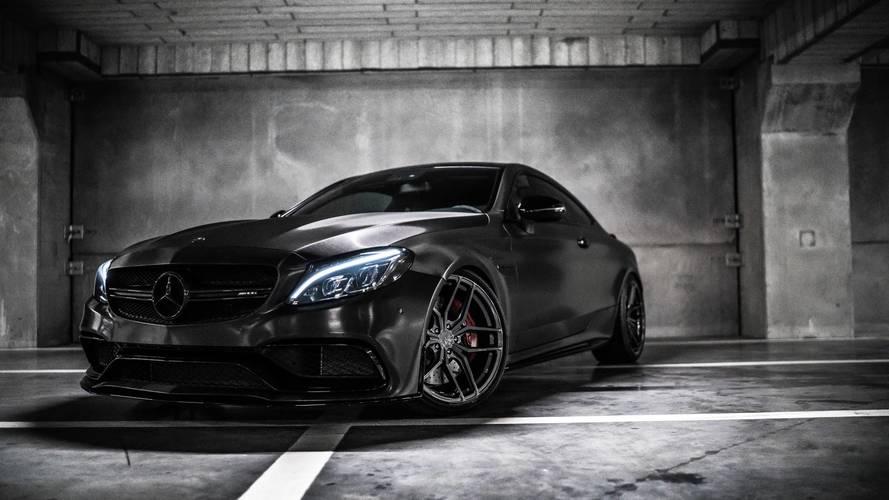 VIDÉO - Une Mercedes-AMG C 63 Coupé Edition 1 poussée à 650 ch !