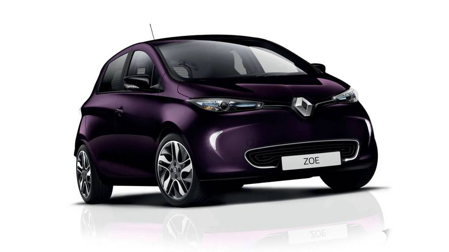 New 80kW electric motor - Renault