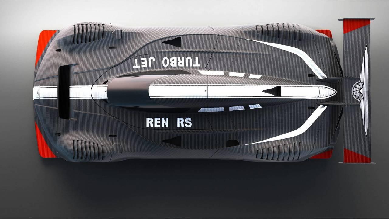2018 Techrules Ren RS