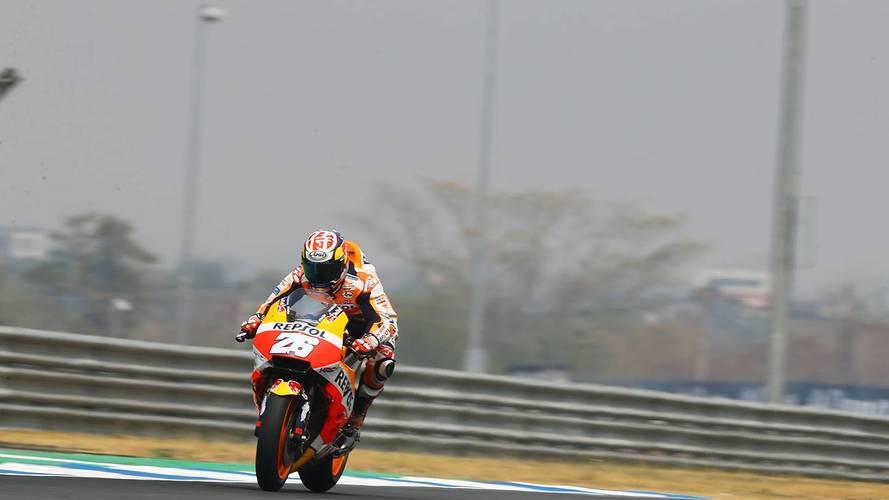 MotoGP: test de febrero 2018 en Buriram, Tailandia