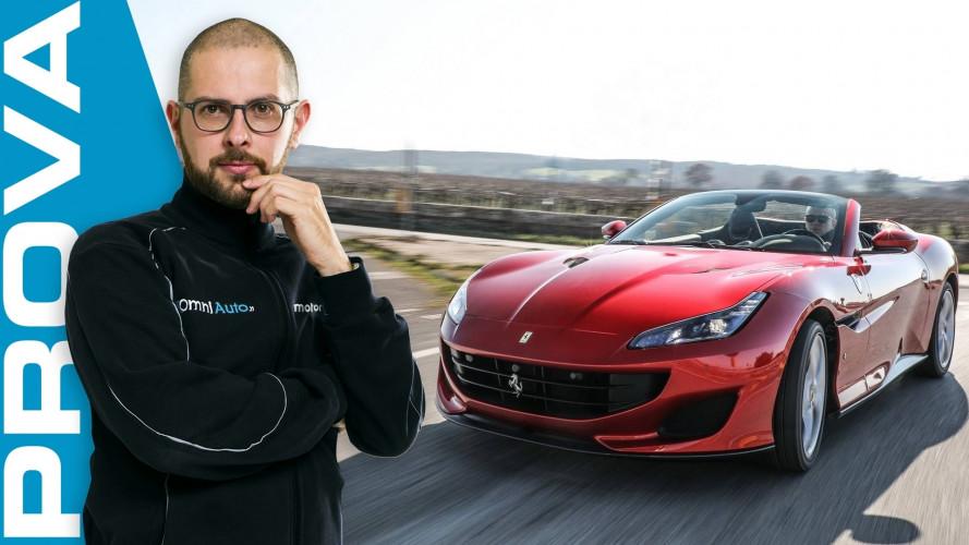 Ferrari Portofino: la gran turismo sport, quella di Maranello