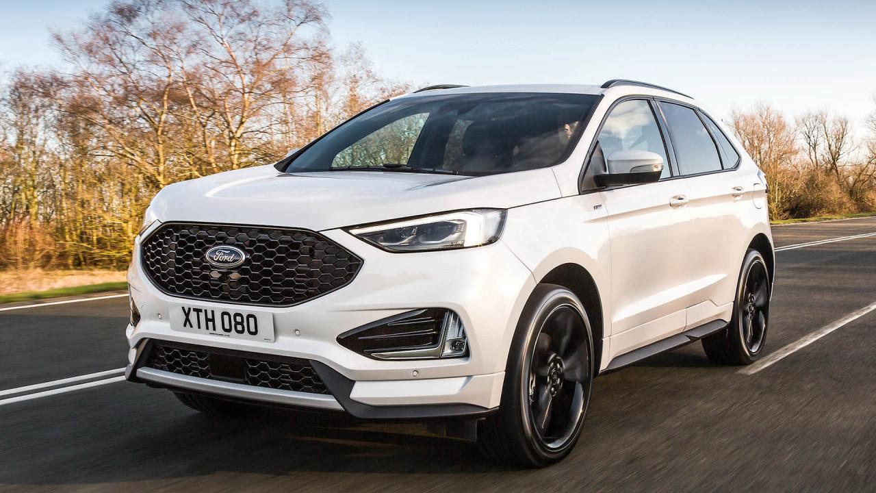 Ford Edge: Komplett aufgemöbelt