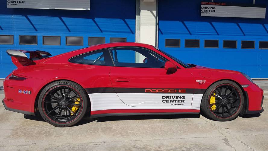 İstanbul Park'ta Yeni Bir Porsche Günü Etkinliği