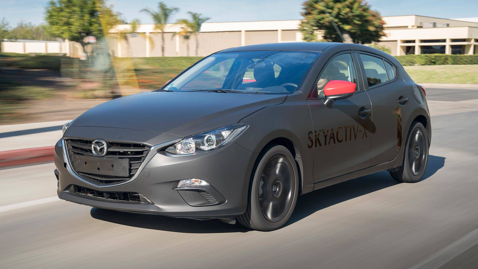 Mazda SkyActiv-X Prototype First Drive: The Future Of Gas