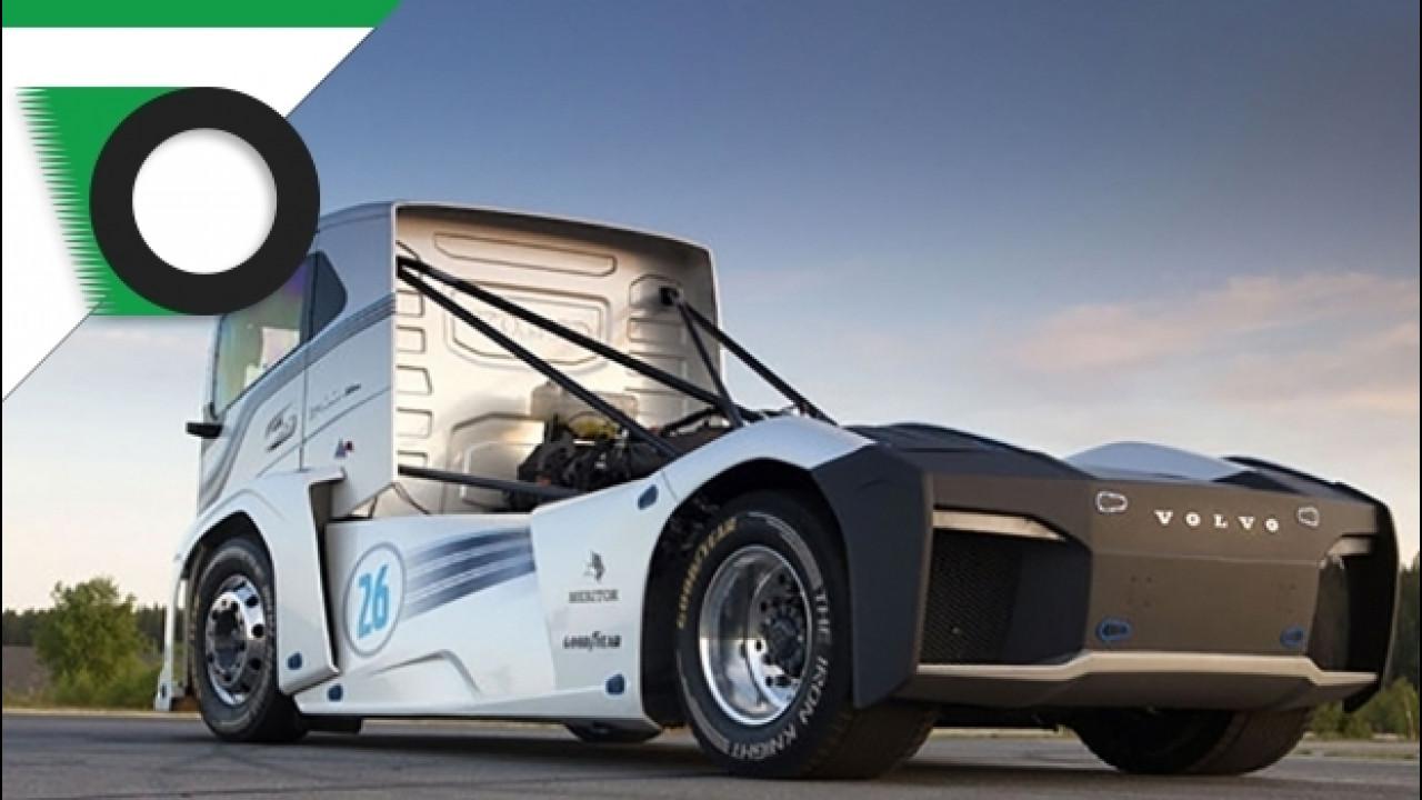 [Copertina] - The Iron Knight, il camion più veloce del mondo