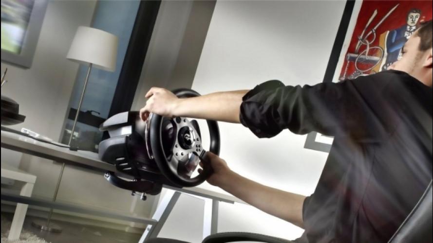 [Copertina] - Videogiochi, quelli di guida servono nella vita reale