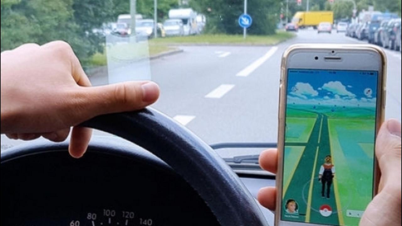 [Copertina] - Pokémon Go, quale risarcimento in caso di incidente