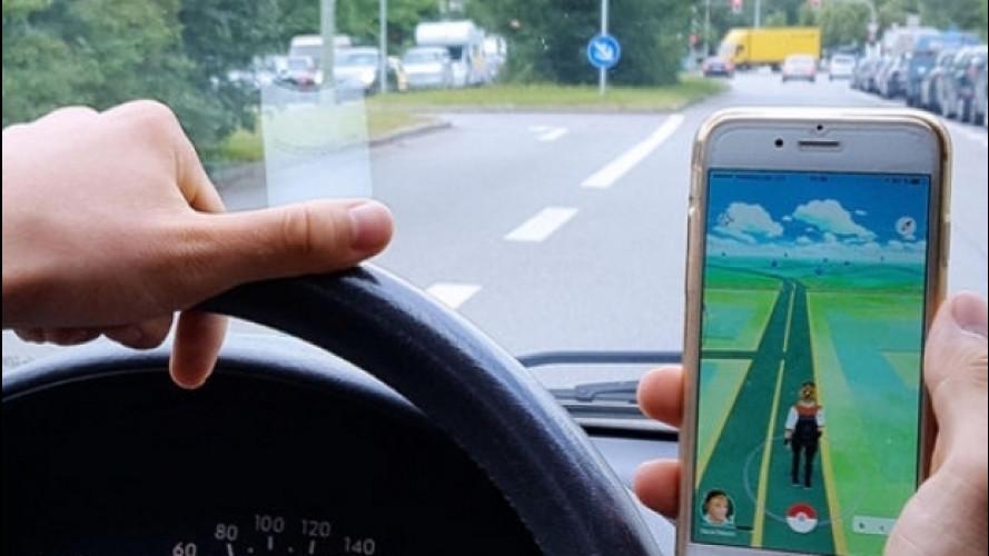 Pokémon Go, quale risarcimento in caso di incidente