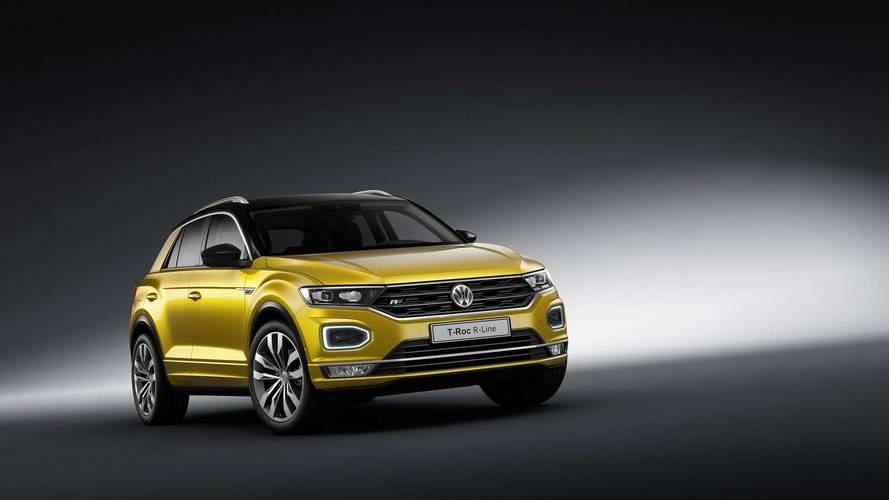 A Volkswagen T-Roc és a Tiguan Allspace is R-Line csomaggal gazdagodott