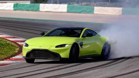 Essai Aston Martin Vantage (2019) - Changement de philosophie