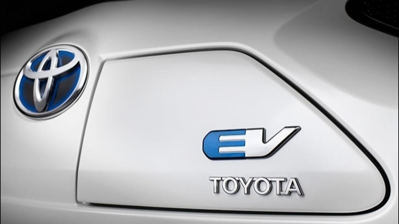 [Copertina] - Toyota, possibile svolta elettrica nel 2020
