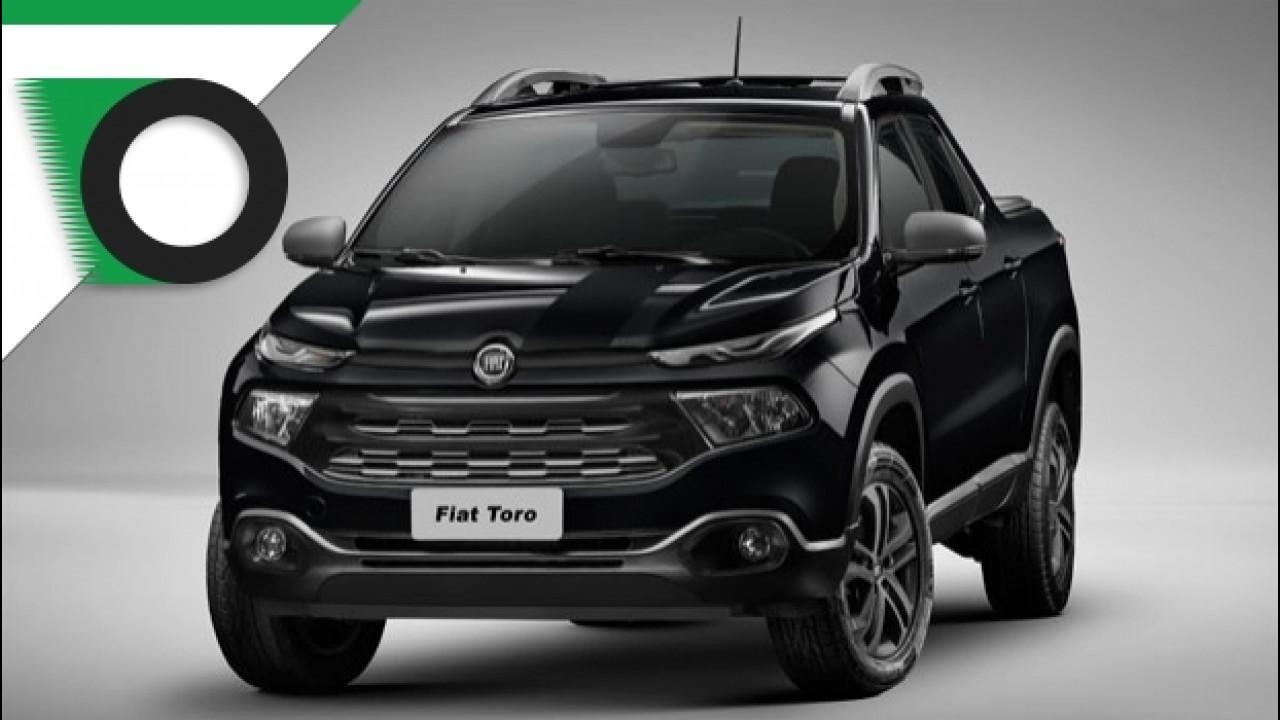 [Copertina] - Fiat Toro, due novità al Salone di San Paolo 2016