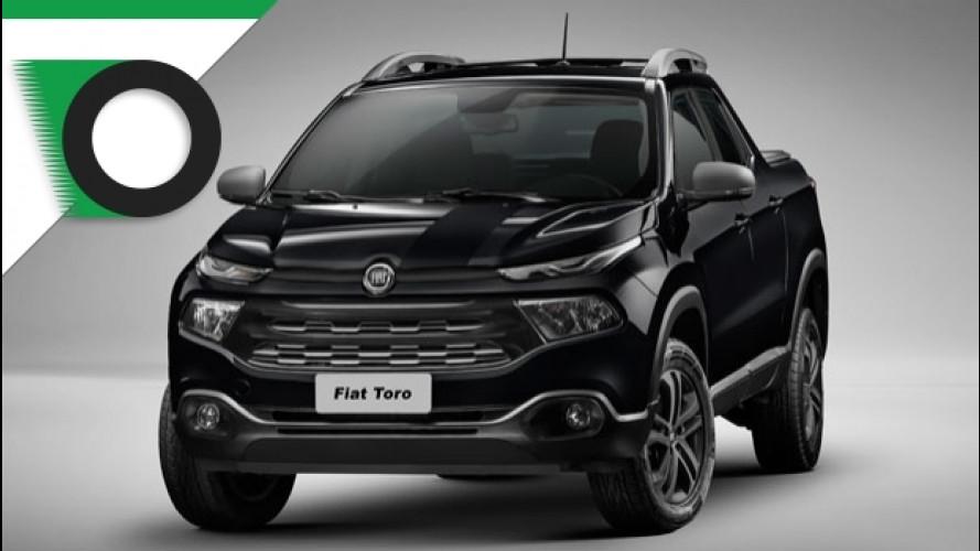 Fiat Toro, due novità al Salone di San Paolo 2016