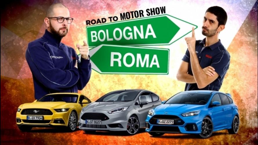 Al Motor Show con OmniAuto.it e Ford Performance!