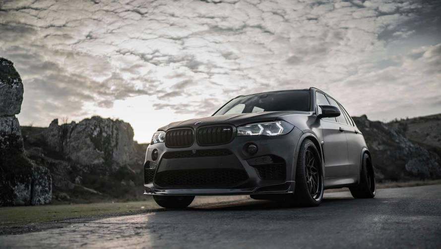 Romániából érkezett az eddigi legdurvább X5-ös BMW