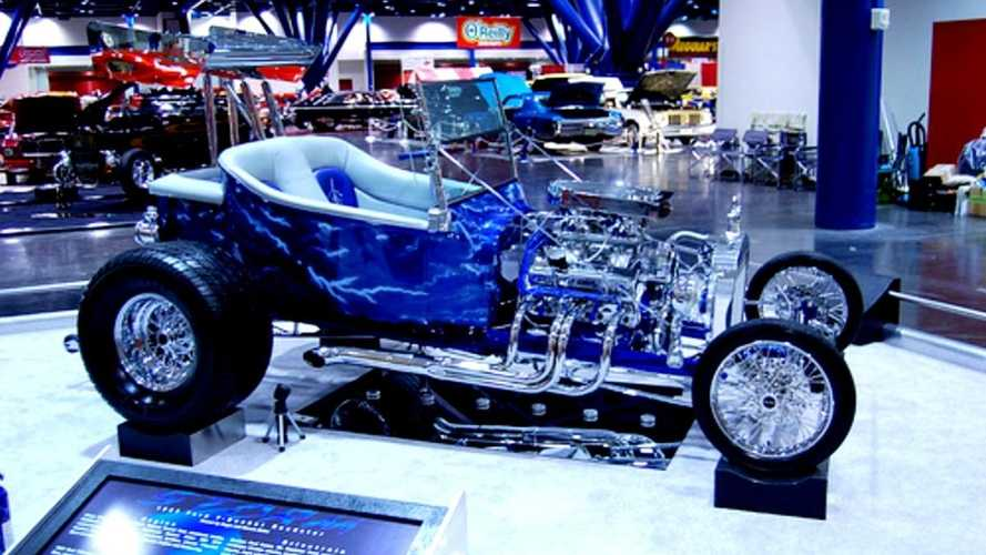 Top 10 greatest ever hot rods