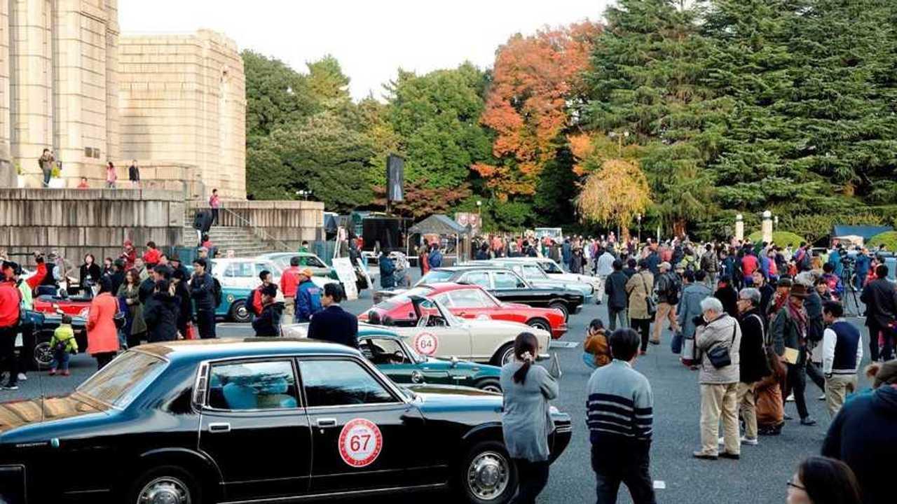 Japanese car festival to celebrate classics of 1989