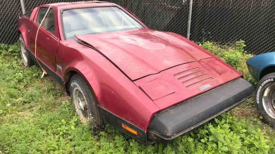 1974 Bricklin SV-1 for sale: Quirky project car for under $4K