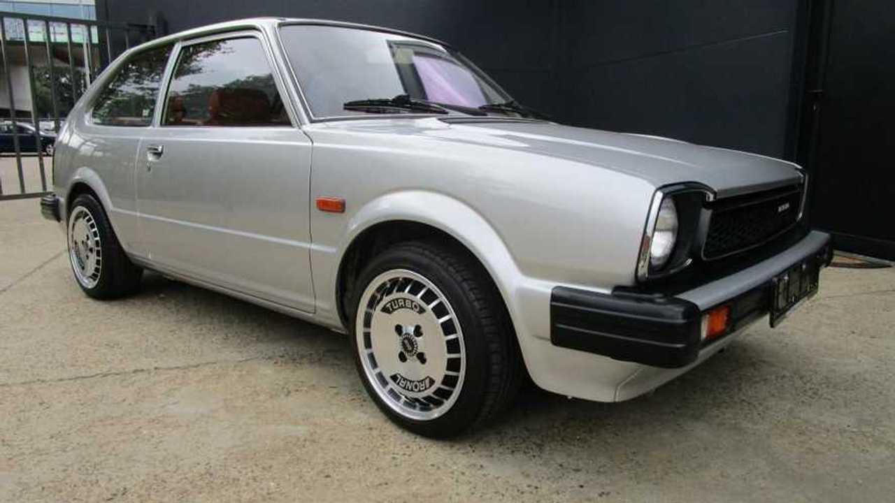 1981 Honda Civic for sale: retro Japanese icon for $9k