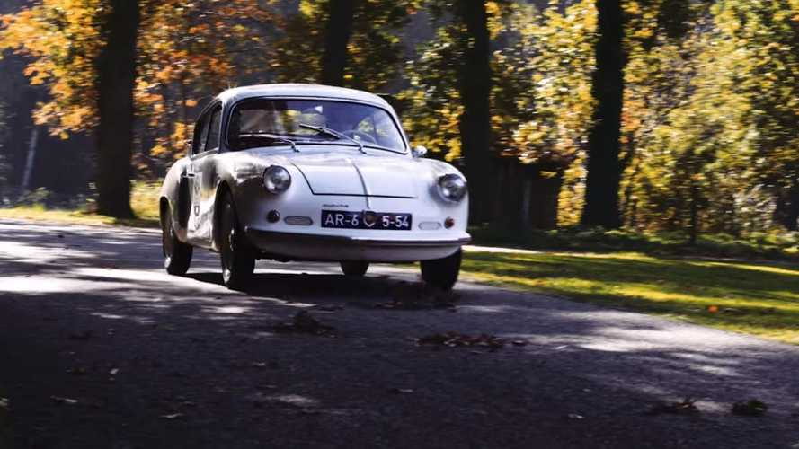 Watch: Alpine's Mille Miglia class-winnning genesis