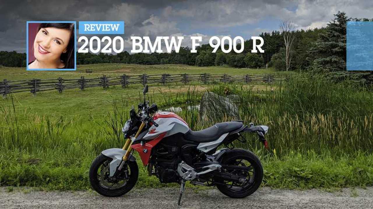 2020 BMW F 900 R Main