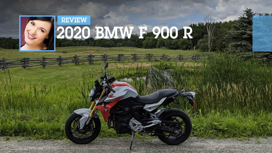 Review: 2020 BMW F 900 R