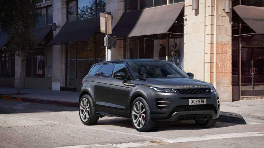 Nuova Range Rover Evoque Autobiography, ritorna la versione lusso