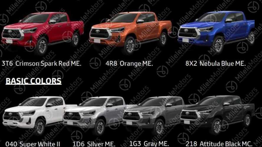 Semana Motor1.com: Nova Hilux revelada, planos FCA, novo A3 Sedan e mais