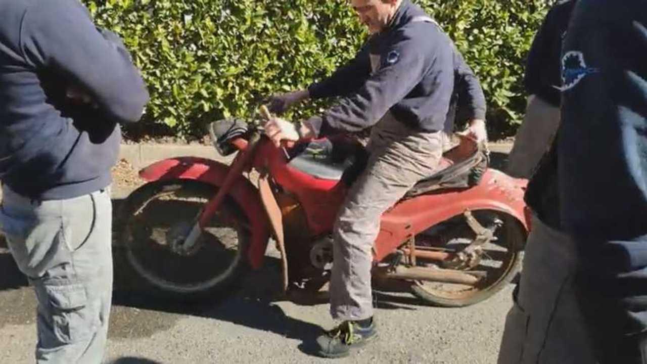 1954 Moto Guzzi Zigalo
