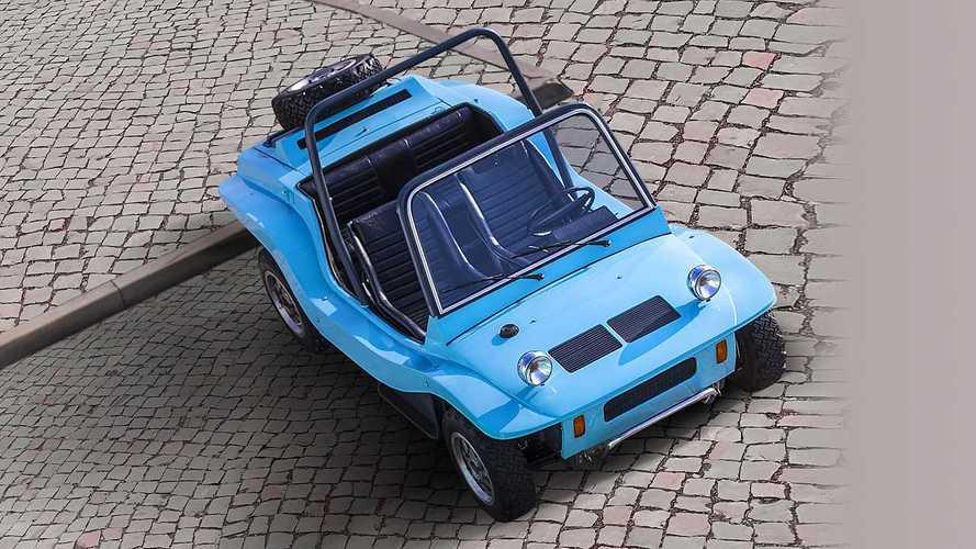 ¿Sabías que Skoda fabricó un buggy? Se llamaba Type 736 y fue en 1973