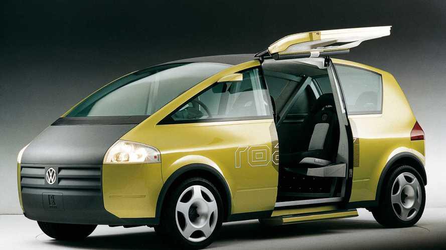 Concept Oublié - Volkswagen Noah (1995)