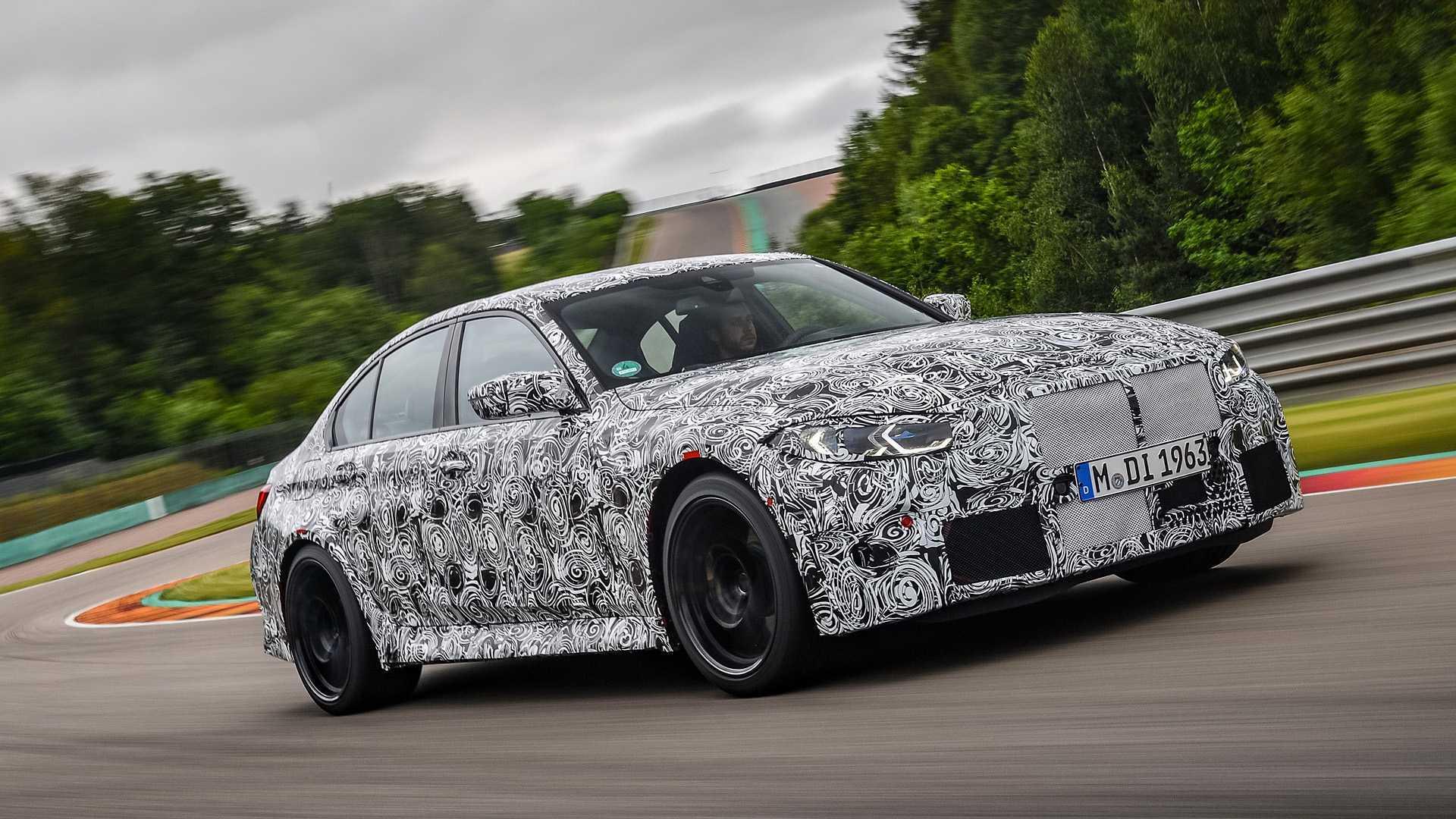 2020 - [BMW] M3/M4 - Page 16 Bmw-m3-2020-predrive