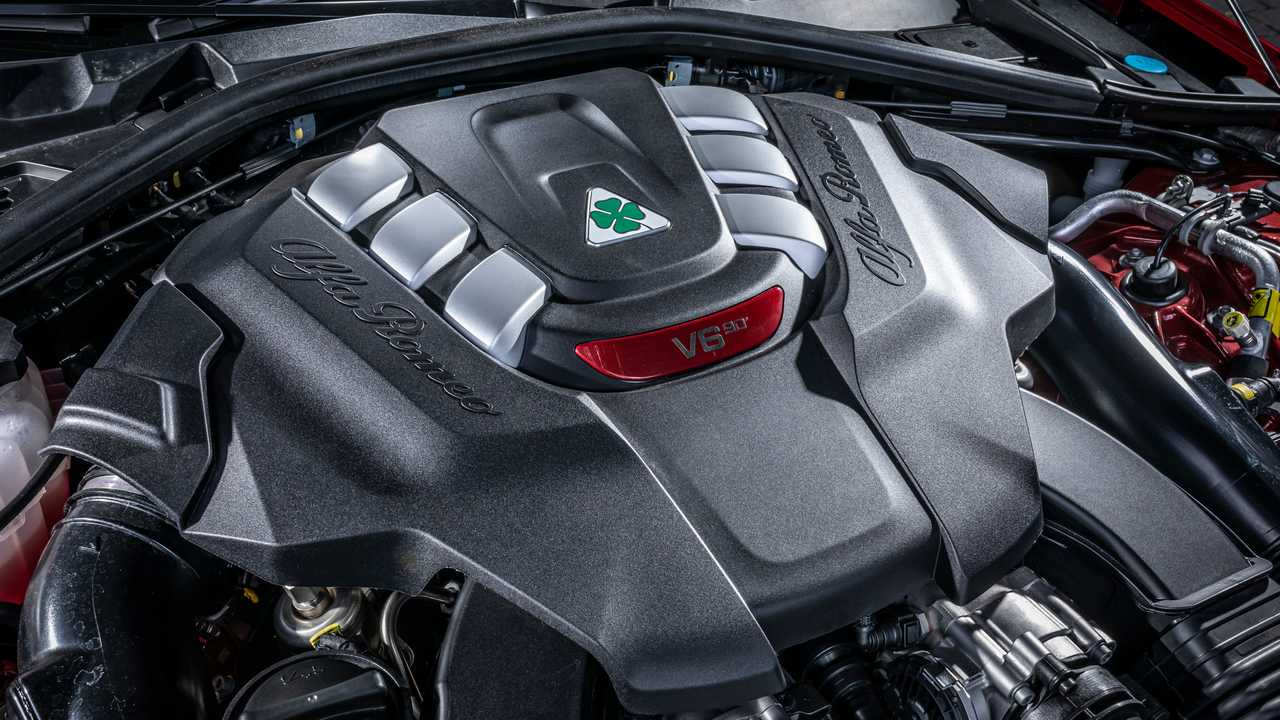 Alfa Romeo Giulia Quadrifoglio 2.9 V6