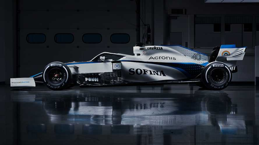 Williams unveils new livery for 2020 F1 season