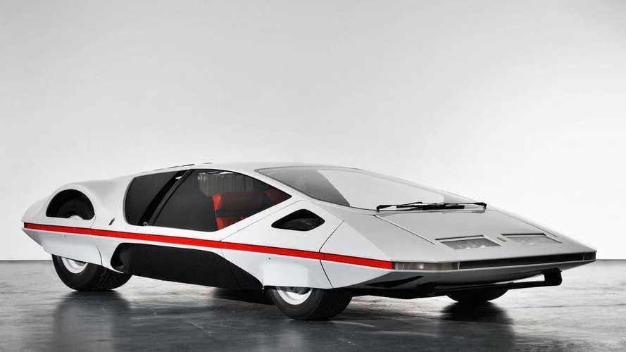 Pininfarina Ferrari Modulo concept to appear at Pebble Beach