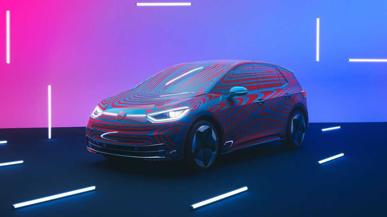 Volkswagen ID.3: фото, характеристики, цены