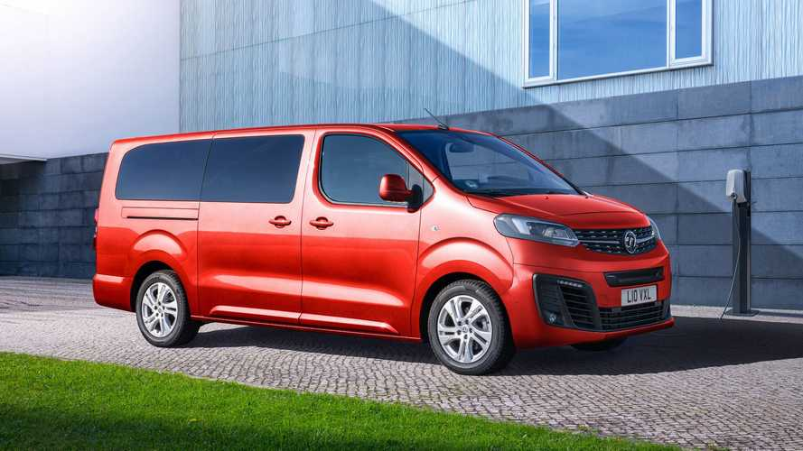 Vauxhall prices up Vivaro-e Life electric people carrier